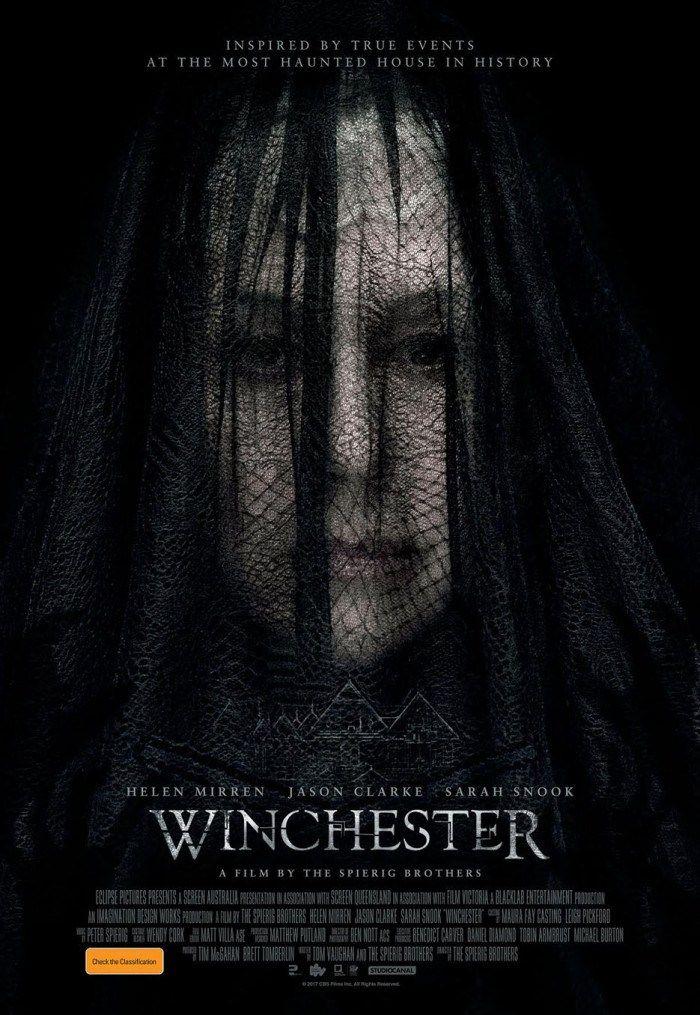 A Maldicao Da Casa Winchester Com Imagens Filmes De Terror