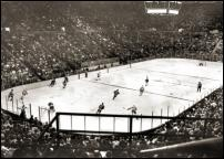 OLYMPIA STADIUM Detroit Red Wings photo .