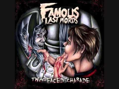 Famous Last Words (Two-Faced Charade) FULL ALBUM STREAM - YouTube