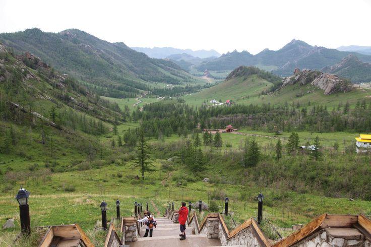 Voyager avec mes 9 enfants... en Mongolie! © Michèle Leclerc *Saison 2014-2015*