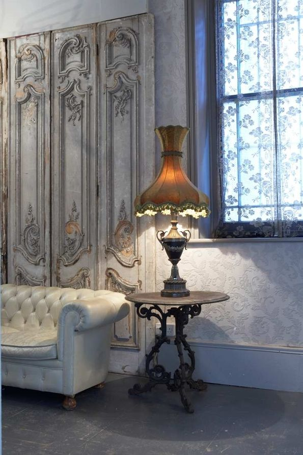 Her Home Office  Lee Caroline   A World Of Inspiration: Romantic Interior  With French Flair Ideas