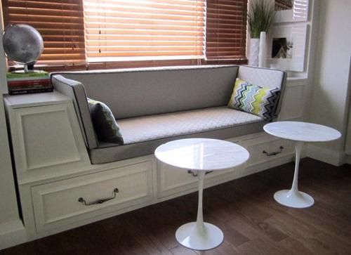 10 Best Images About Bay Window Seat On Pinterest