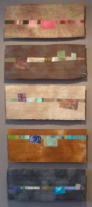 Marcia Durse fabric artist