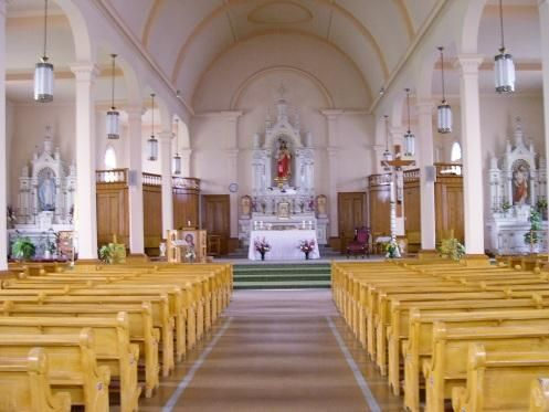 Église de Saint-Zénon, MRC Matawinie, Lanaudière, Québec