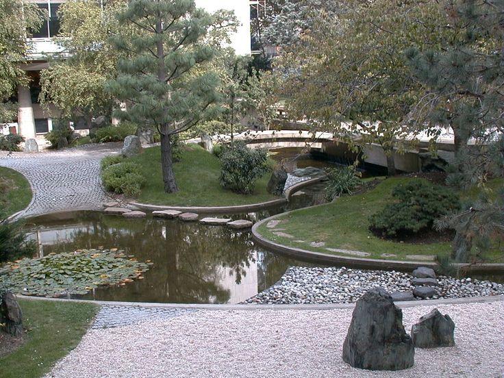 Unesco garden isamu noguchi architecture pinterest for Jardin unesco
