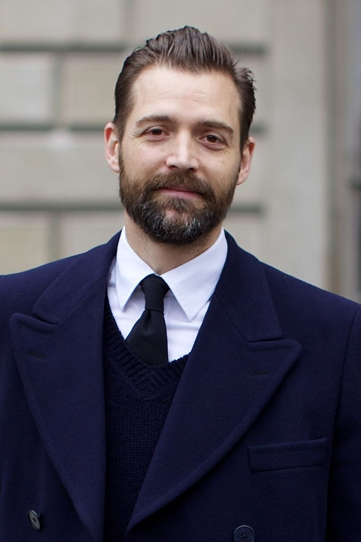 """""""Treat your beard right this winter - GQ.co.uk"""""""