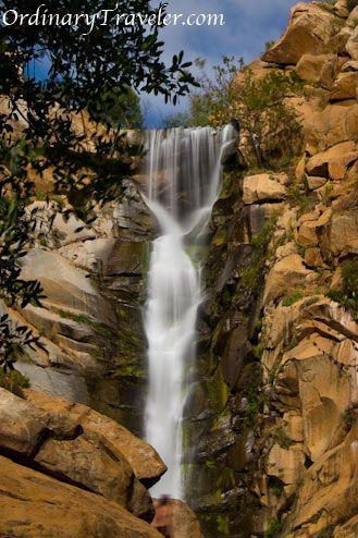 Cedar Creek Falls - San Diego, California. Best Places to Photograph San Diego.