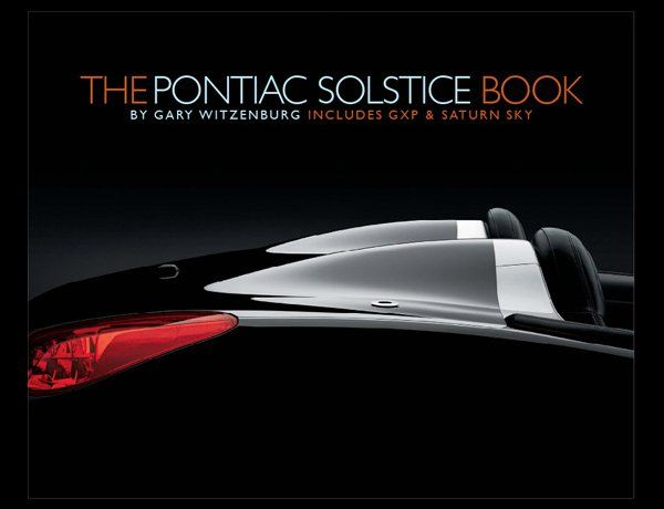 Lamm-Morada, Inc - The Pontiac Solstice Book