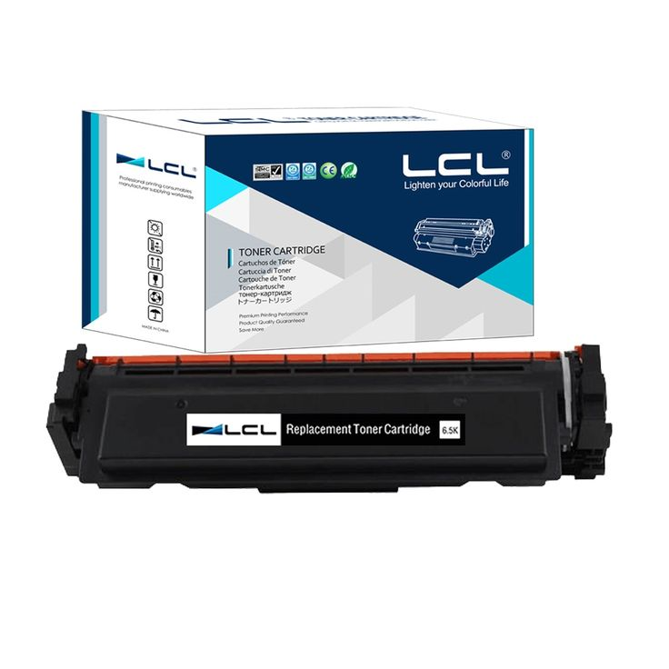 51.83$  Watch now - http://alifn0.shopchina.info/go.php?t=32698931193 - LCL CF410X 410X CF410 CF 410 X (1-Pack) Black Laser Toner Cartridges Compatible for HP Color LaserJet Pro M452dn/M477fdw/M477fnw  #buyonlinewebsite