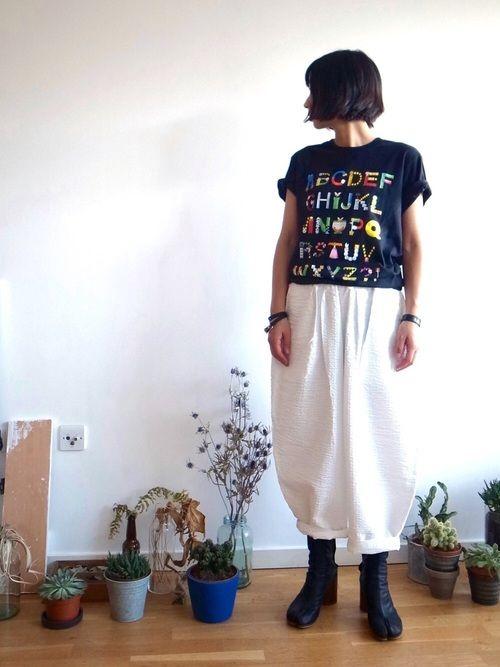 またもやうちの人のみで失礼します。 ということでユニクロからtシャツ販売されました。オンライン、店頭