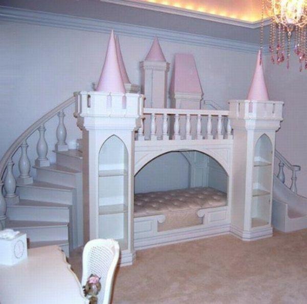 Déco chambre fille de vos rêves - déco-chambre-bébé-fille