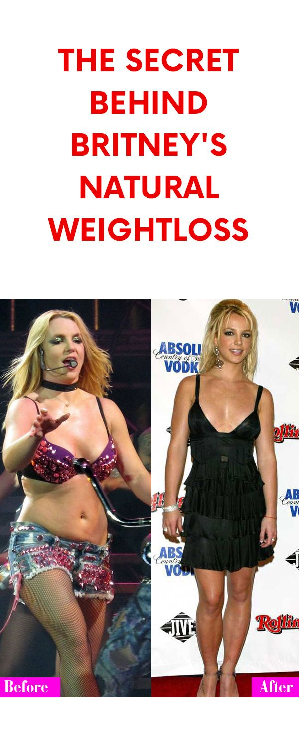 Ad The Secret Behind Britney S Natural Weightloss Looks I Love In