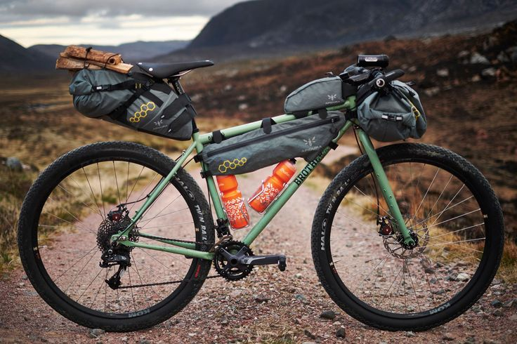 Brother Cycles Big Bro, Will Meyer, Tour Divide Gear List