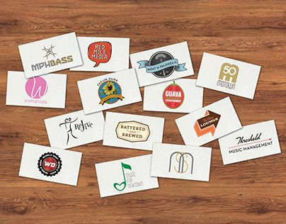 """Check out new work on my @Behance portfolio: """"Logos + Identity"""" http://on.be.net/1VQ0s0C"""