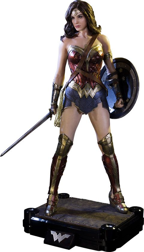 Wonder Woman Polystone Statue