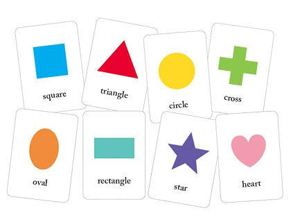 17 Best ideas about Printable Shapes on Pinterest | Shape games ...