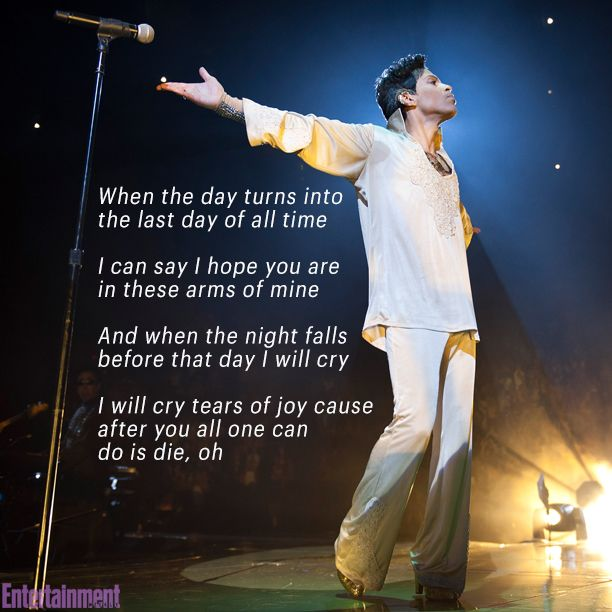 """Prince Lyrics: 10 of His Best Lines 