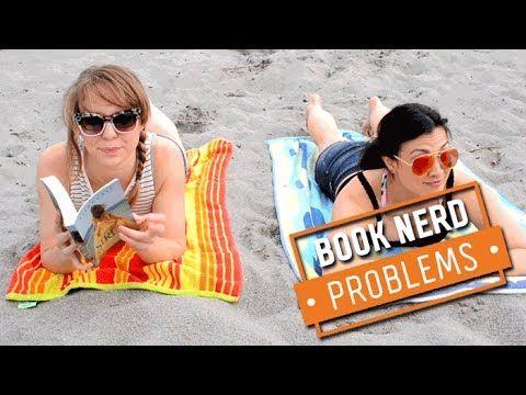 Book Nerd Problems: When Sand Gets Everywhere | Epic Reads | Bloglovin'