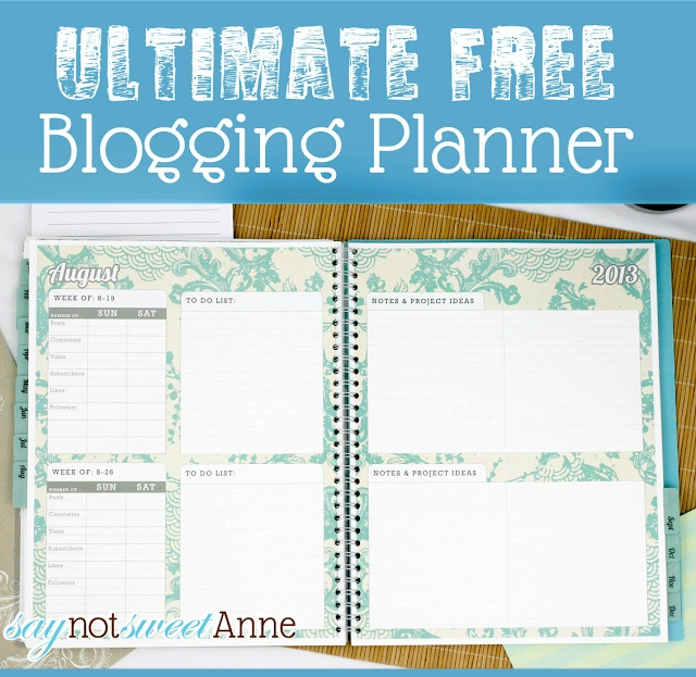 80 best organizacion personal time management images on for Planner decorating blogs