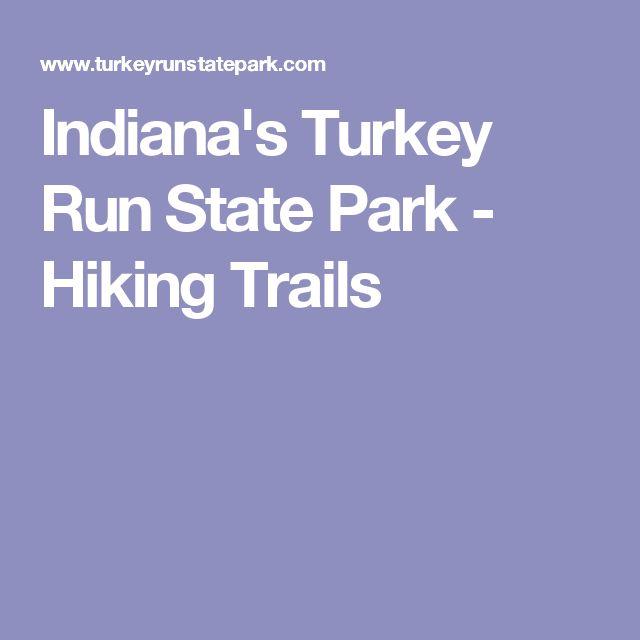 Indiana's Turkey Run State Park - Hiking Trails