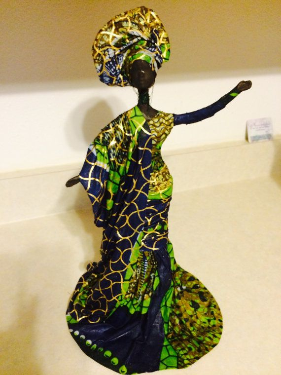 Sherika Statue High Praise collection Funanya by SherikaOriginals