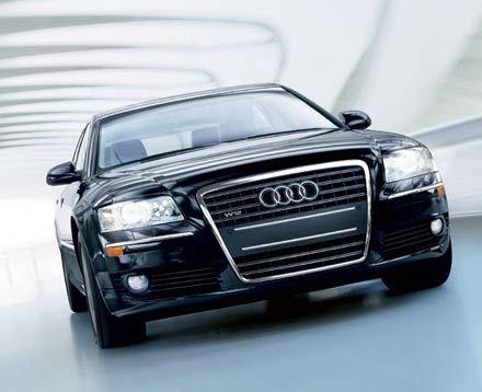 Audi A8 W12 photos #1 on Better Parts LTD