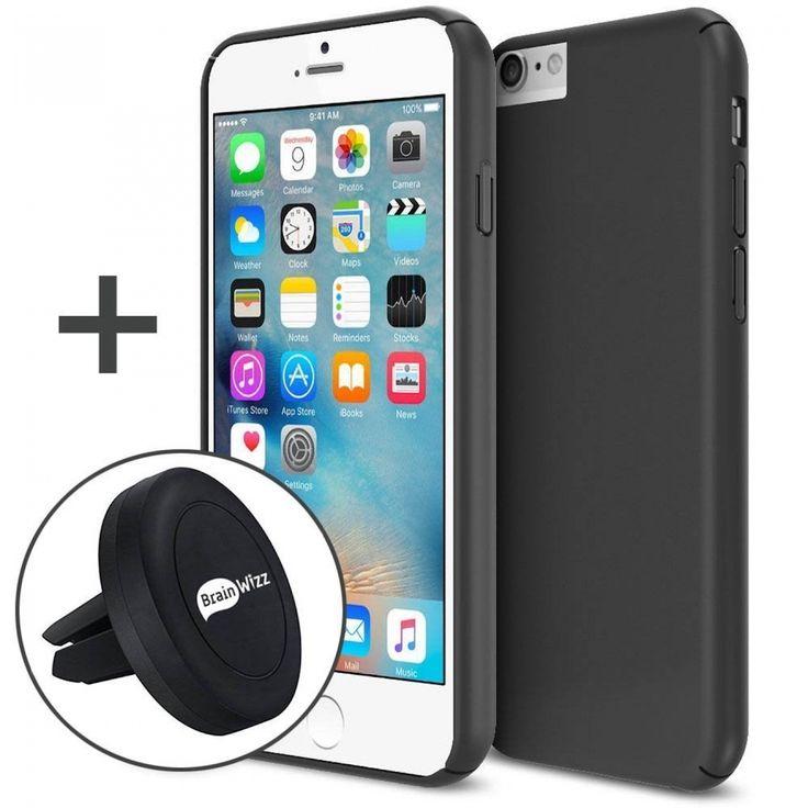 Promo de la semaine : Support téléphone voiture Brainwizz Magnet  Coque de Protection Ultra Fine à 595