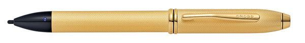 Cross Townsend eStylus Brushed 23K Gold Plate Stylus