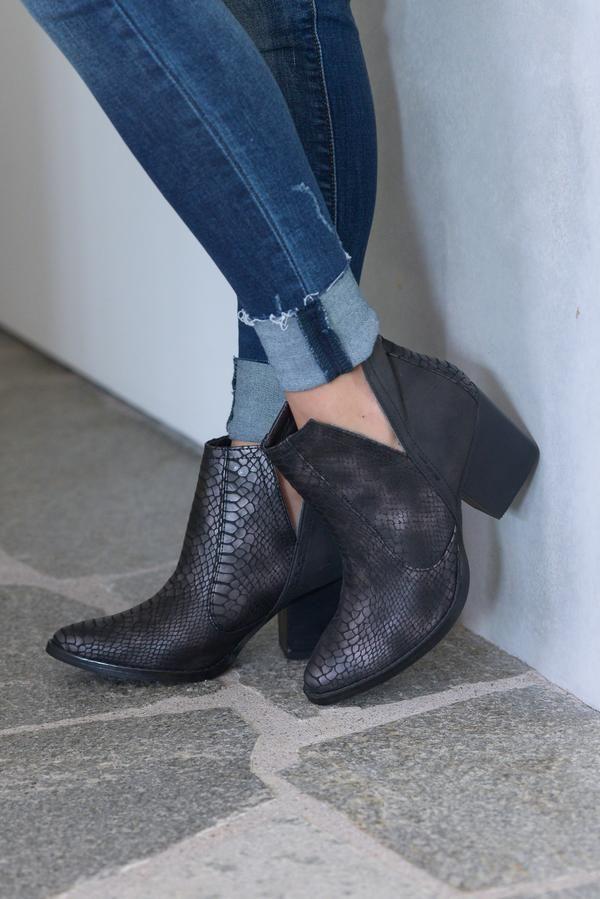 eb8aba96c3 LAURA MARANO Tarim Booties - Black in 2019 | Closet Candy Boutique ...