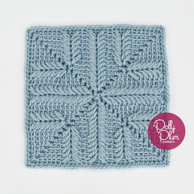 I Got Rhythm is square number thirteen (seventh free) of the Stardust Melodies Crochet Along –a texture-rich afghan square crochet along. Click here to read more about the event and h…
