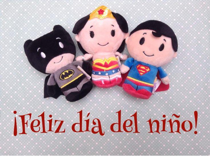 Feliz día del niño a los pequeños superhéroes que hacen del mundo uno más bondadoso #childrensday  #moncharis
