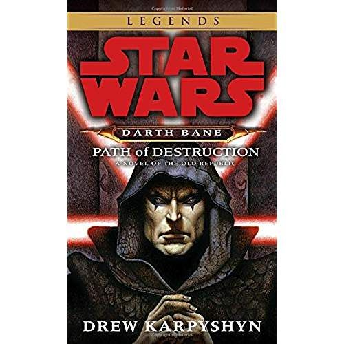 Path Of Destruction Star Wars Darth Bane Book 1 Star Wars Books Darth Bane Dark Books