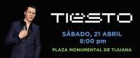 Tiesto en Tijuana 2012  Uno de los mejores DJ del mundo viene a Tijuana  21 de abril Plaza Monumental