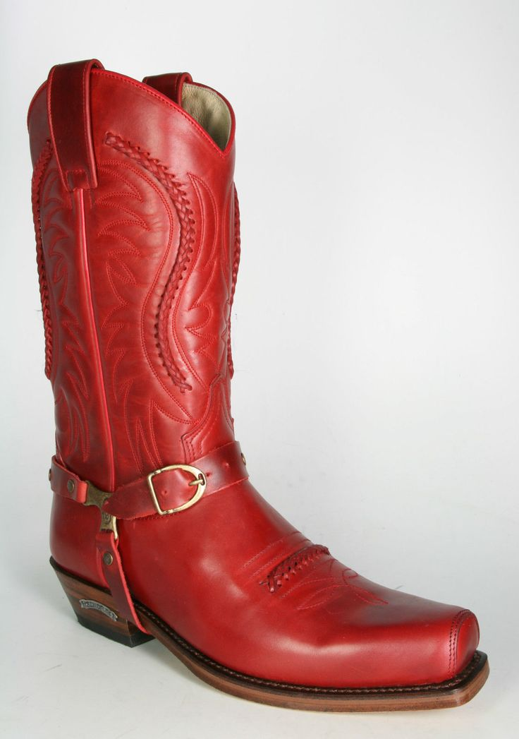 3434 Sendra Cowboystiefel Ciclon Rojo Bikerboots Rot | Vêtements, accessoires, Hommes: chaussures, Bottes | eBay!