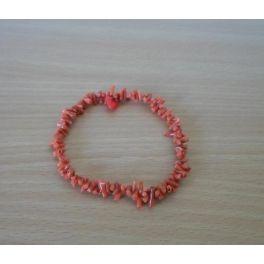 oude bloedkoralen armband