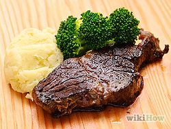 How to cook a steak in the oven