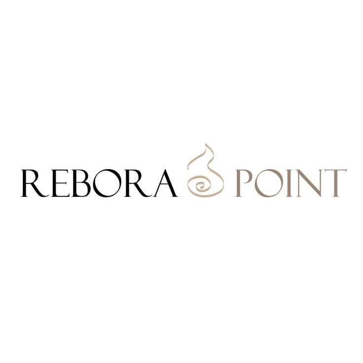Proposta nr. 1 Nuovo Logo Rebora Point via @starbytes.
