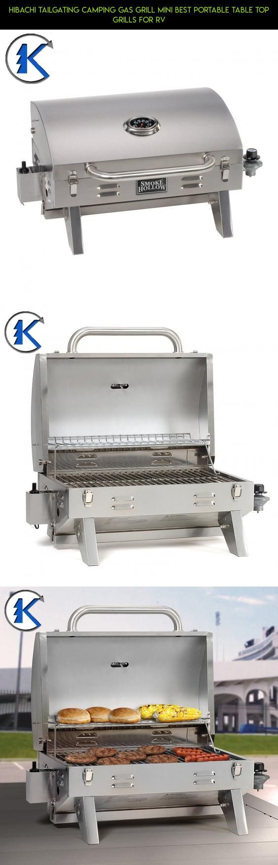 Hibachi Tailgating Camping Gas Grill Mini Best Portable Table Top Grills for RV #technology #camera #grills #drone #plans #kit #shopping #tech #hibachi #parts #fpv #gadgets #racing #products http://grillsidea.com/best-gas-grills/