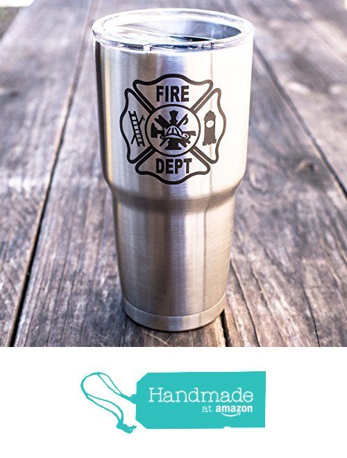 Fire Department Christmas Gifts Part - 28: 30oz Customizable Fire Department Tumbler From Hip Flask Plus  Https://www.amazon · Fire DepartmentFlasksTumblersChristmas Gifts