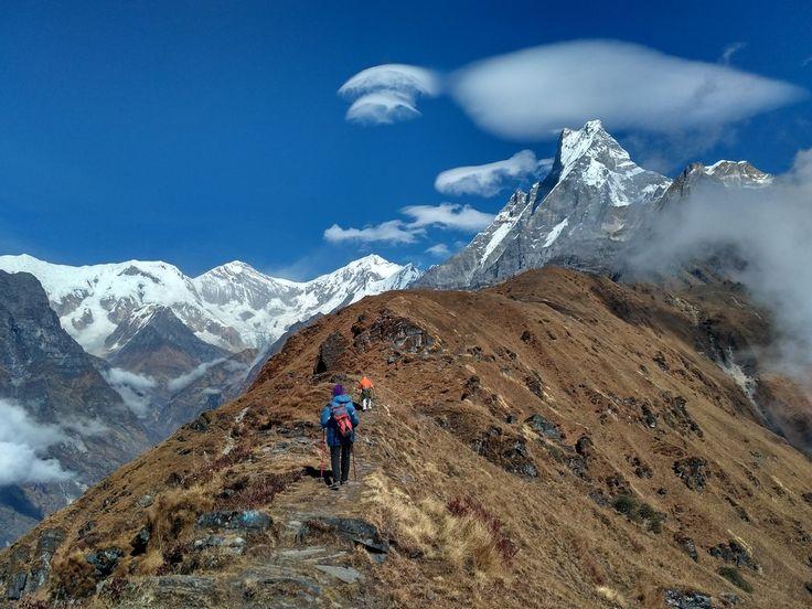У нас для вас новинка! Новый маршрут: hikeup.net/trekk/14 от Марди до Аннапурны. Его у нас часто заказывают индивидуально и мы решили сделать его и для группового предложения) Тур объединяет в себе пока что малоизвестный маршрут к базовому лагерю Марди Химала и один из самых популярных маршрутов в Непале – к базовому лагерю Аннапурны (АВС). Он подходит для тех, кто, в короткий срок двух недель, хочет поучаствовать в насыщенном путешествии и получить максимум впечатлений. Требует немного…