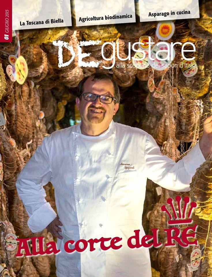 De-gustare 01  Massimo Spigaroli ci racconta il Culatello di Zibello, sulle colline della Brianza tra vino e piatti della tradizione, dieta mediterranea, agricoltura biodinamica, Gattinara