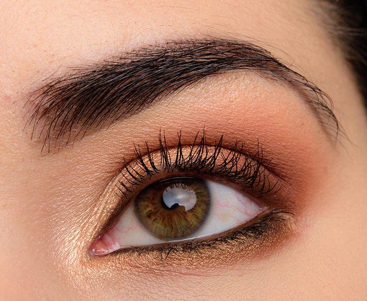 A Warm, Neutral Eye with ColourPop Double Entendre   Temptalia