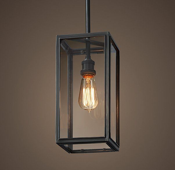 Union Filament Pendant   Bronze   Restoration Hardware. Dining LightingHouse  LightingOutdoor ...
