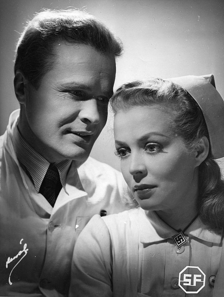 Eino Kaipainen und Helena Kara. Suurin voitto; der größte Gewinn