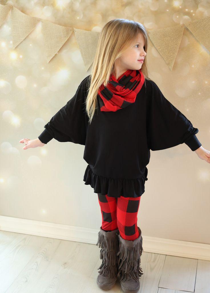 Black Dolman Sleeve Tunic PRE-ORDER: Be Girl Clothing, girl ...