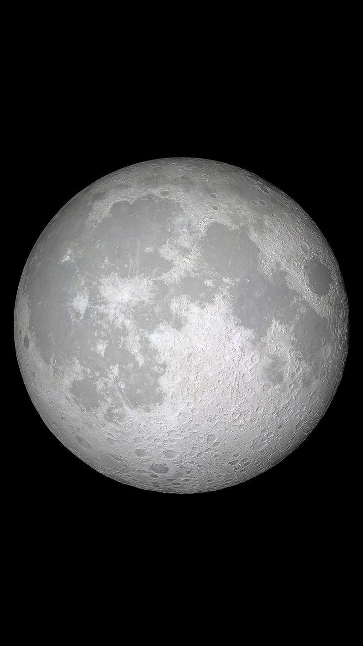 Ios 11 Moon 4k In 1080x1920 Resolution Iphone Wallpaper Moon Original Iphone Wallpaper Iphone Wallpaper Earth