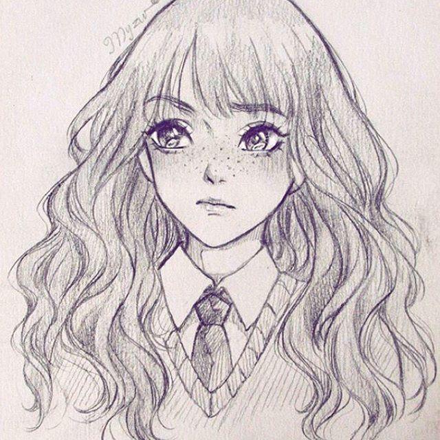 Meine Disney Zeichnung – Manga Zeichnung Bleistift