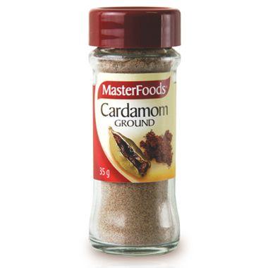 Cardamom Ground – MasterFoods 35g | Shop Australia