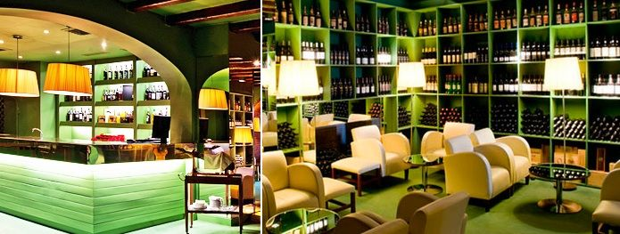 Solar do Vinho do Porto Bar, Lisboa - Made over in 2011 by prominent interior designer Paulo Lobo, this bar has been open for nearly seven decades. It faces one of the most beautiful viewpoints in the city and is one of the classiest bars in town for wine accompanied by cheese and sausages. It's open in the afternoon and therefore closes earlier than the other spots in the neighborhood.
