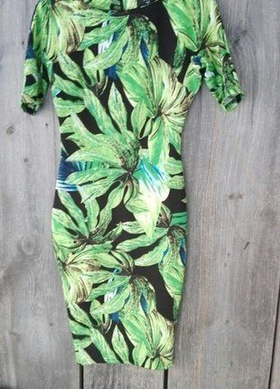 Kup mój przedmiot na #vintedpl http://www.vinted.pl/damska-odziez/krotkie-sukienki/16322208-bodycon-piekna-dopasowana-sukienka-print